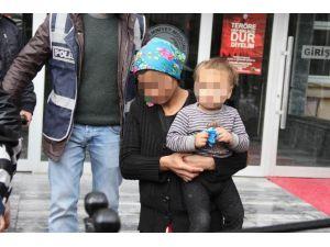 25 Kilo Bakır Çalan Kadın Tutuklandı