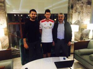 Alima Yeni Malatyaspor Gurbetçi Serhat Ayvaz'ı Transfer Etti