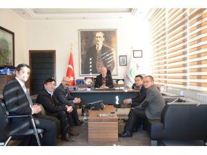 Csun Enerji'den Başkan Albayrak'a Ziyaret