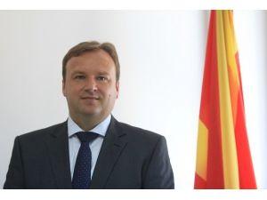 Makedonya'nın geçiçi başbakanı Emil Dimitriev olacak