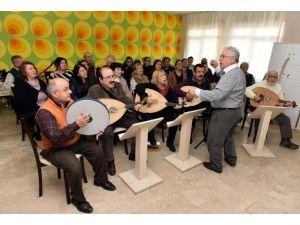 Muratpaşa Kursiyerlerinden Konser