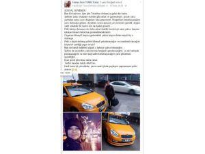 Minibüs Ve Taksiye Binmeye Korkan Kadınlara Örnek Güvenlik Önlemi