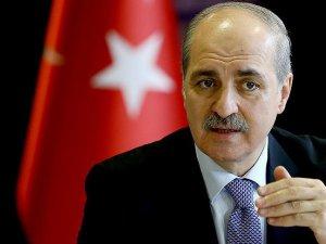 Başbakan Yardımcısı Kurtulmuş: Terör örgütlerini taşeron olarak kullandıkları aşikardır