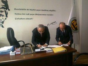 Sultanhanı Artık Bünyan Belediyesi'ne Emanet