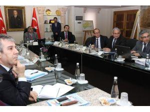 Bölge Müdürleri Toplantısı Mardin'de Yapıldı