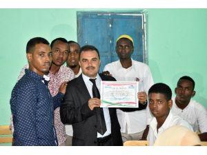 TİKA'dan Somali'de Eğitime Destek