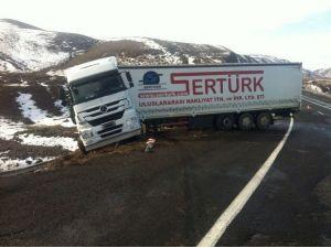 Tuzluca'da Kaza: 1 Yaralı