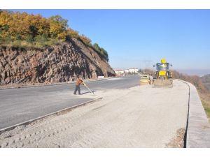 Büyükşehir, Başiskele'de Cadde Yenileme Çalışması Yaptı