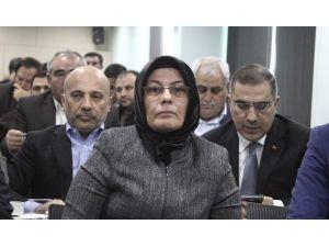 Kadın Erkek Eşitlik Komisyonu'nda Kadın Üye Yer Almadı