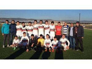 Moymulspor U 17'lerde Şampiyon Oldu