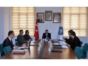 Kütahya 2. OSB Yönetim Kurulu Toplantısı