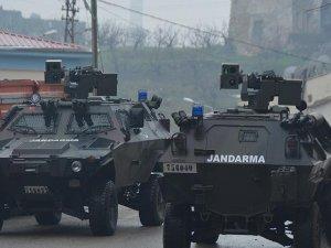Siirt'teki operasyonda 5 terörist etkisiz hale getirildi