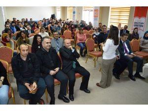 Bitlis'te Kep-2 Eğitimini Tamamlayanlara Sertifika