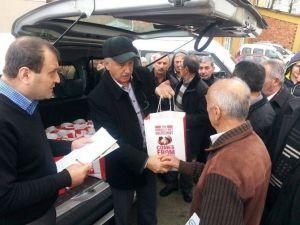 Giresun'da Fındık Üreticilerine Eğitim