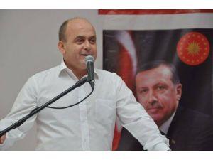 AK Parti İl Başkanı İstifacılara Seslendi