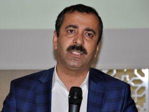 """Sağlık-sen Genel Başkanı Memiş: """"Dicle Üniversitesi Tıp Fakültesi Başıboş Durumda Değil"""""""