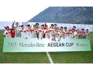 2016 Mercedes-benz Ege Kupası 18-23 Ocak İzmir'de Düzenlenecek