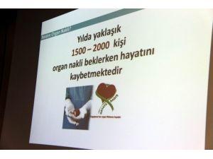 2015'te Samsun'da 108 Organ Nakli Yapıldı