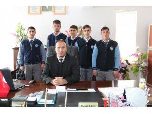 Bulanıklı Öğrenciler Çek Cumhuriyeti'ne Gitti