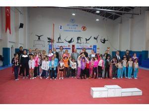 Okullar Arası Jimnastik Müsabakaları Sona Erdi