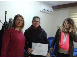 Sinop'ta Gebe Eğitimi