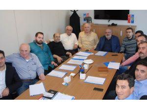 Tepal Yönetimi İlk Toplantısını İzmir'de Yaptı