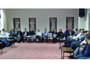 AK Parti İl Başkanı Arat, Sendika Temsilcileriyle Buluştu