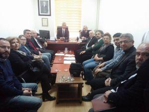 Eskişehir'de İnsan Hakları Kurulu Toplantısı