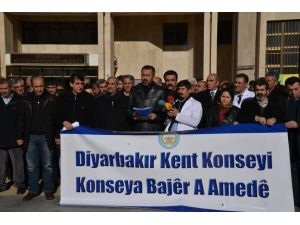 Diyarbakır Kent Konseyi: Sur'daki rant tartışması ahlaki değil