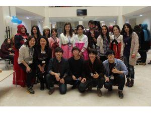 Zirve Ünıversıtesi'nde 3. Kore Kültür Festivali Sona Erdi