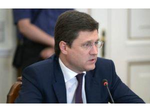 Rusya Enerji Bakanı Novak: 2016 sonunda petrol varil fiyatı 40-50 dolar olur