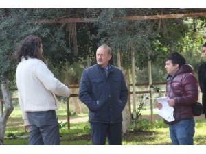 """Başkan Atabay; """"Akbük'e Kısa Zamanda Önemli Yatırımlar Yapacağız"""""""