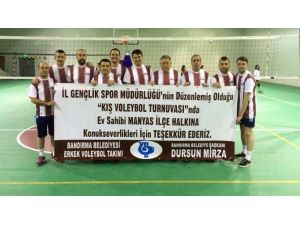 Bandırma Belediyesi Voleybol Takımı Finalde