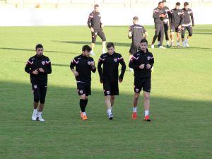 Adanaspor'da Şanlıurfaspor hazırlıkları sürüyor