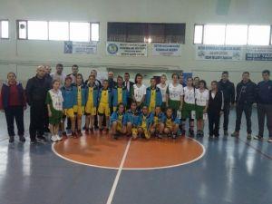 Nusaybin Sıla Ortaokulu Şampiyon Oldu