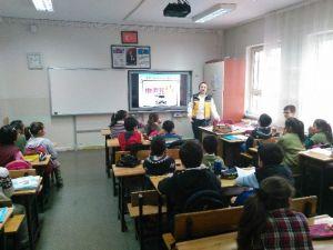 İlkokul Öğrencilerine, İlk Yardım Eğitimi Verildi