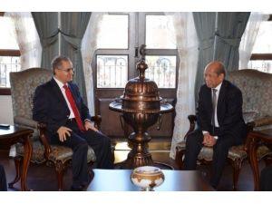 Endonezya Büyükelçisi Wardana, Kilis Valiliğini Ziyaret Etti