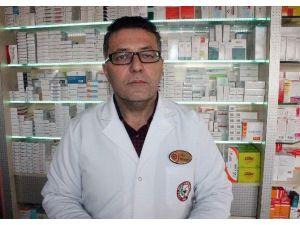 Konya'da Grip İlacı Sıkıntısı Yok