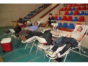 Kışın düşen kan bağışı kampanyalarına destek isteniyor