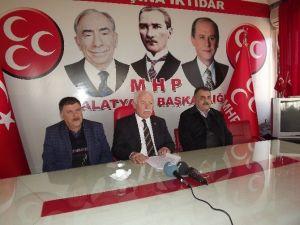 MHP'li Erdem Bildiri İmzalayan Akademisyenlere Tepki