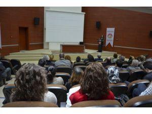 Valilik personeline sağlıklı beslenme semineri