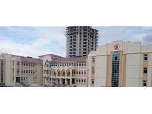 Gesi Fatih Mahallesi'ne inşa edilen okulun geçici kabulü yapıldı