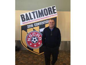 Terim, NSCAA Kongresi ve Spor Teknolojileri Fuarı'na katılıyor