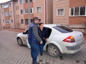 Zonguldak'ta barış bildirisine imza atan akademisyen gözaltına alındı