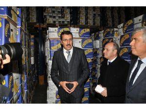 """Bakan Tüfenkci: """"Yasal Ticaretin Önünü Açmak İstiyoruz"""""""