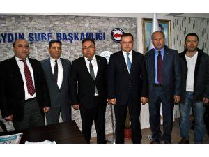 Aydın Sağlık-sen, Mustafa Çamur'a Yapılan Saldırıyı Kınadı