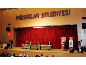 'Kur'an'ı Okumak Ve Anlamak' Konferansı Yoğun İlgi Gördü