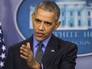 Obama'dan 'DAEŞ ile mücadelenin yoğunlaştırılması' direktifi