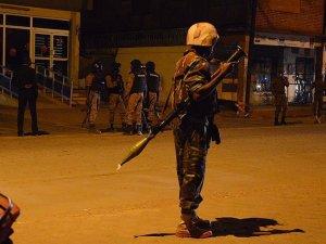 Burkina Faso'da otele saldırı: 30 ölü