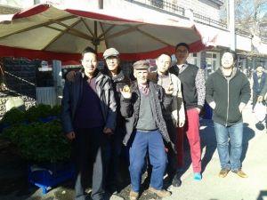 Çinli Turistler Malkara'yı Çok Sevdi
